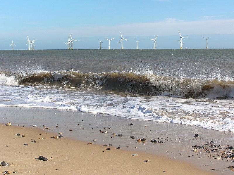 Offshore wind ruimtelijke impact