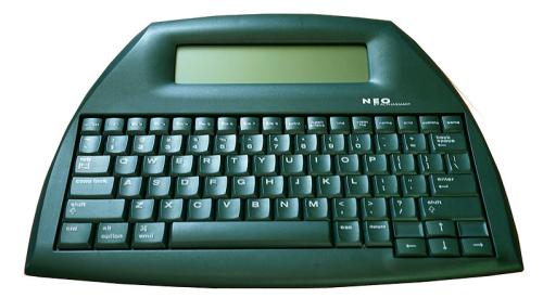 Alphasmart portable