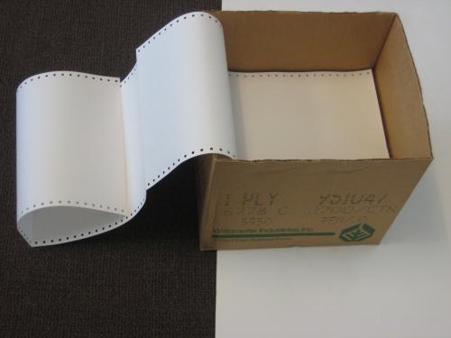 Kettingpapier