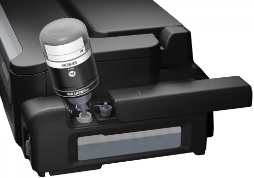 Epson workforce inkjetprinter met reservoir