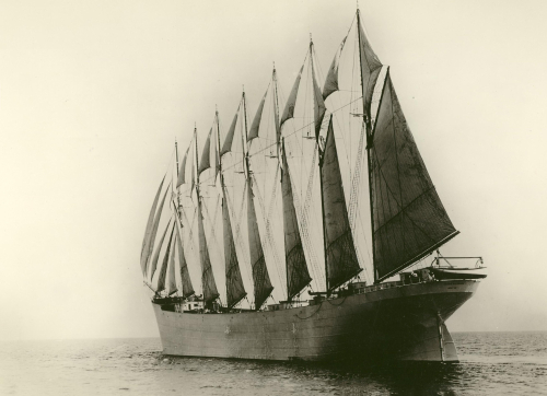 Sailboat revival