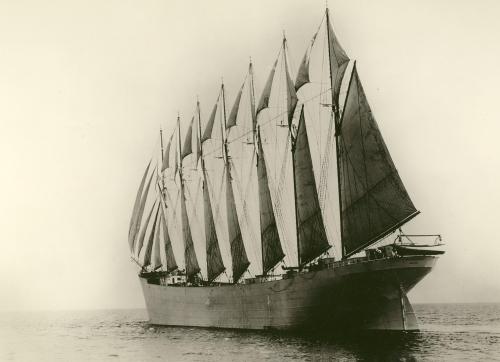 Sailboat revival