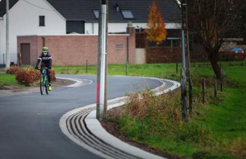 De fietser als snelheidsremmer
