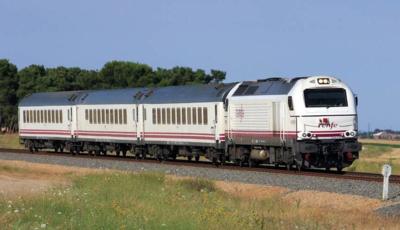 Spaanse trein renfe