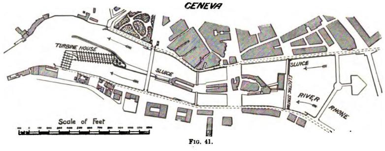 Geneva power water network