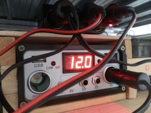 solar charge controller 12V solar system