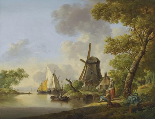 785px-Jan_van_Os_-_Een_zomers_landschap