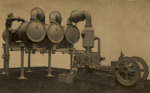 Hiscox pressure vessels