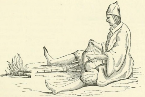 Bellows of the foulah blacksmiths ewbank 1876