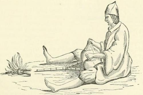 Bellows of the foulah blacksmiths ewbank 1876