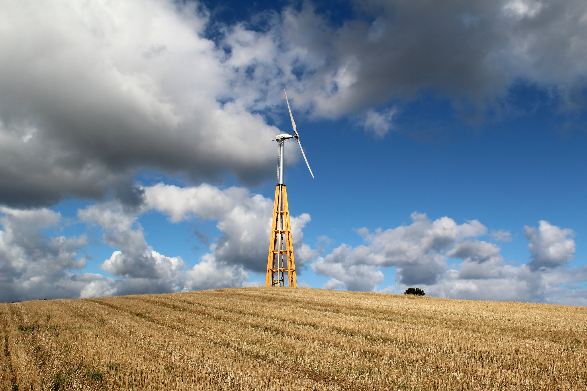 Reinventing the Small Wind Turbine - LOW-TECH MAGAZINE