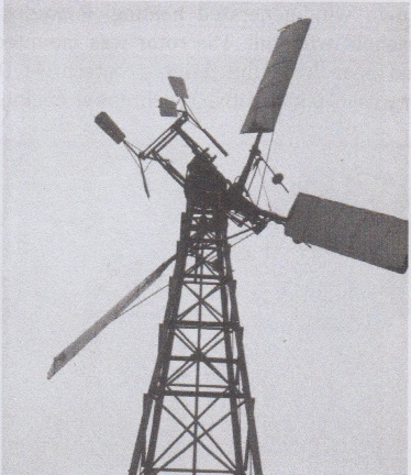 Thermal-windmill
