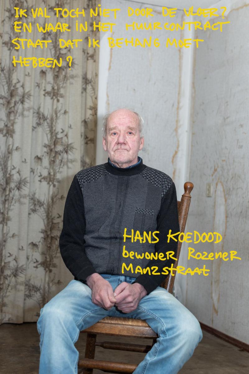 Hans-onderschrift