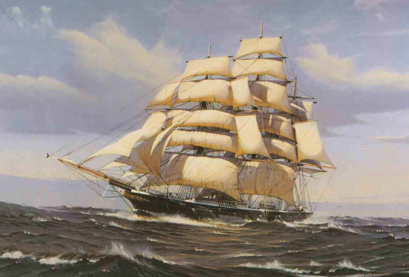 Clipper-ship-noach