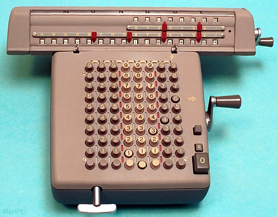 Mechanical calculators: computing without electricity - LOW-TECH